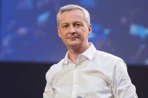 Taxation des GAFA : Bruno Le Maire décidé à mener la bataille