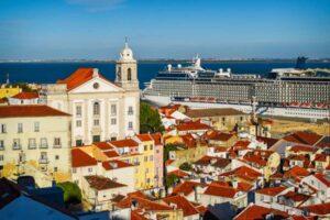 Centre historique de Lisbonne
