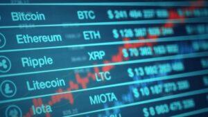 Le cours des cryptomonnaies les plus populaires