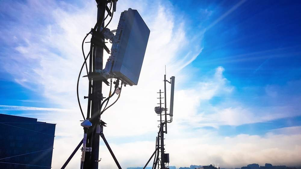 Installation d'un réseau 5G