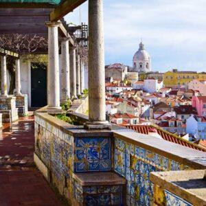 L'Alfama est le plus vieux quartier de Lisbonne