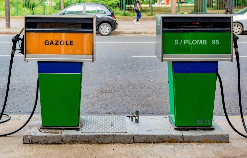 Prix de l'essence en hausse en France