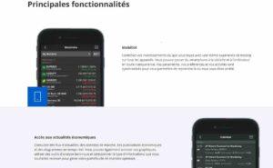 SaxoTraderGo permet le contrôle de ses investissements de manière intuitive