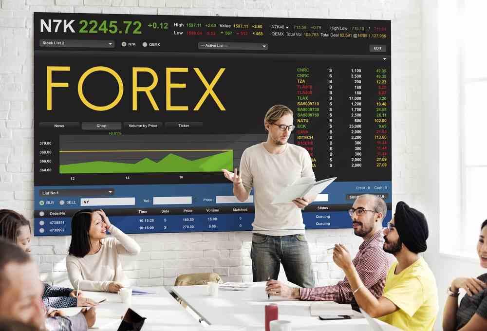Le Forex ou marché des changes séduit les investisseurs