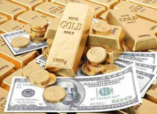 L'or est une matière première considérée comme une valeur refuge en période d'instabilité économique