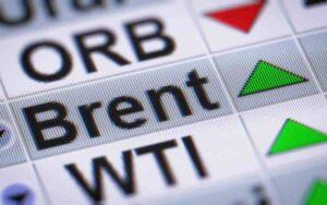 Trading du Brent et WTI