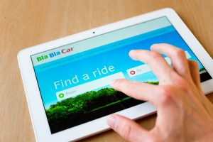 Blablacar, la start-up leader du covoiturage