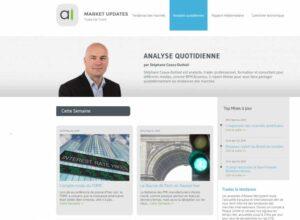 Stéphane Ceaux-Dutheil, analyste technique chez Alvexo