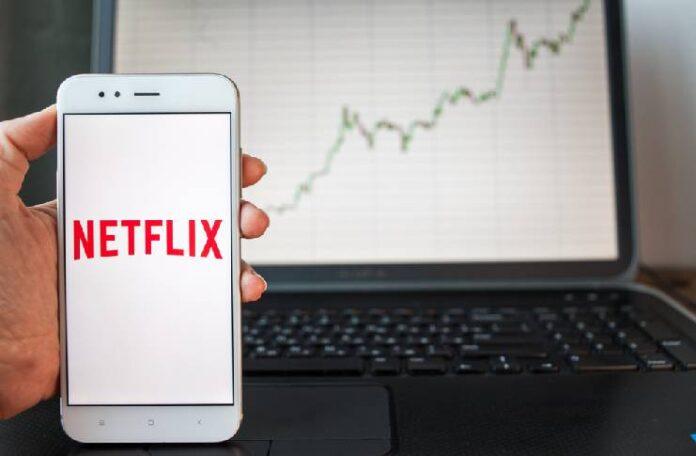 L'action Netflix, en tendance haussière, profite du contexte de la crise du coronavirus