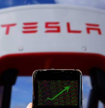 L'action Tesla s'envole en Bourse